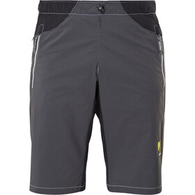 Karpos Rock Bermudas Herren dark grey/black